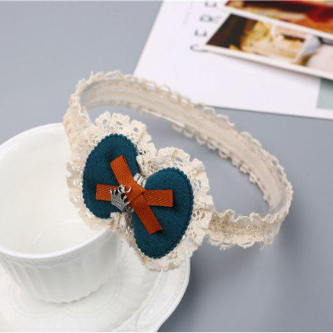 Discount Korean Edition Bow-Tie Children Hair Band