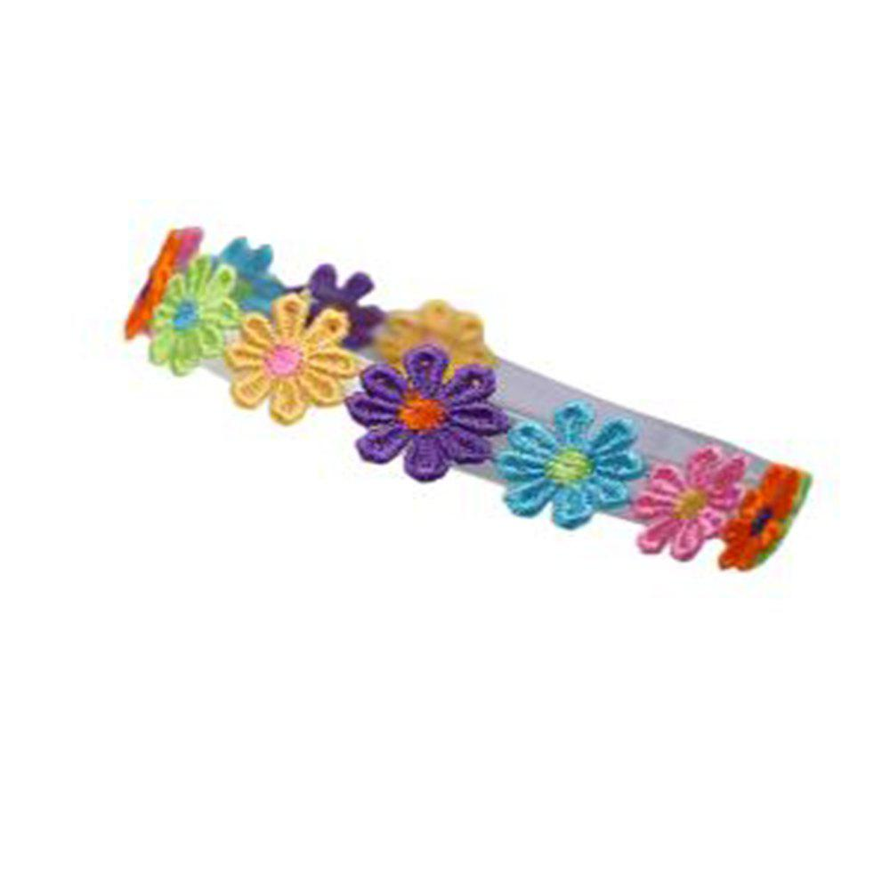 Trendy Colorful Petal Child Hair Band