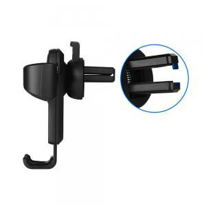 Minismile Universal Gravity Car Air Vent Outlet Stand Bracket Mount Holder for Mobile Phone ( 4-6.5 inch ) -