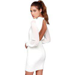 Sexy Backless Slip Summer Dress -