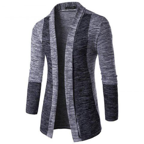 Outfits Men's Sweater Cardigan Long Sleeve Fit Casual Knit Cardigan Coat