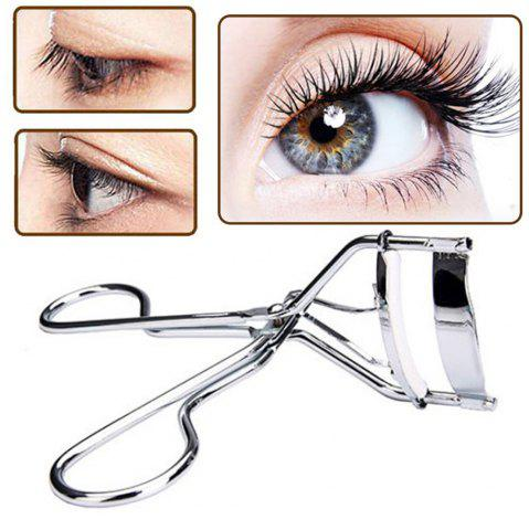 Trendy Professional Stainless Steel Extension Eyelash Lashes Curling Tool / Durable Curler