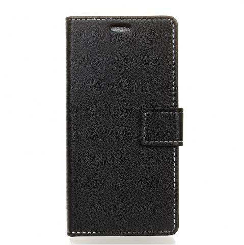 Latest Cover Case For Doogee BL7000 Litchi Pattern PU Leather Wallet Case