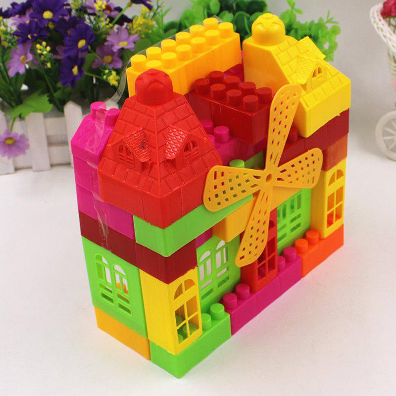 Latest DIY Mega Blocks Toys  Castle Puzzle Toy