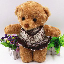 Bear Style Plush Doll Toy for Children -
