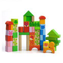 Children Early Childhood Education Big Block Toys -