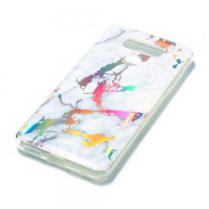 Fashion Color Plated Marble Phone Case For LG G6 Case Cover 5.7 Inch Soft TPU Full 360 Protection Case Phone Bag -