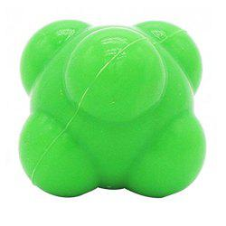 Hexagonal Reaction Ball Fitness Training Exercise Reaction Balls Sport Toy -