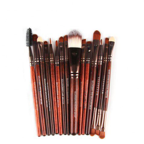 Store Cosmetic Makeup Makeup Brushes 15PCS