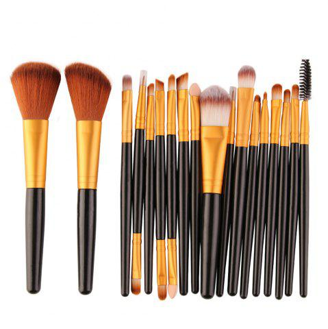 Online Cosmetic Makeup Makeup Brushes 18PCS