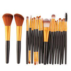 Cosmetic Makeup Makeup Brushes 18PCS -