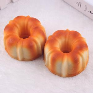 Delicious Jumbo Super Soft German Style Pound Cake Bread Dount Bun Kids Toy -