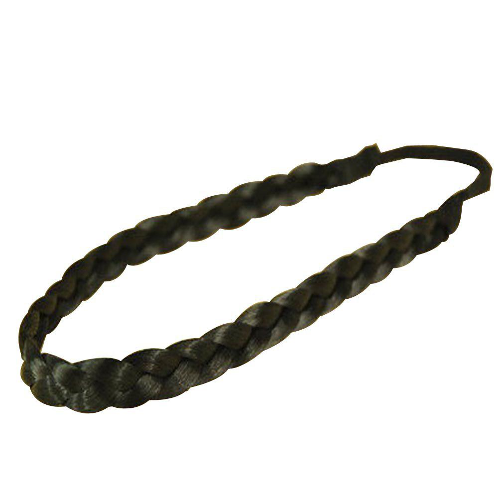 Unique Vintage Wig Braided Hair Band Headband