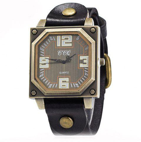 Chic New Men Specially Brand Classic Analog Military Simple Quartz Wrist Watches