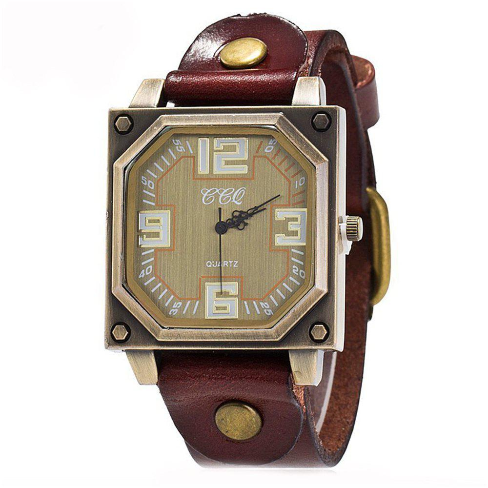 Unique New Men Specially Brand Classic Analog Military Simple Quartz Wrist Watches