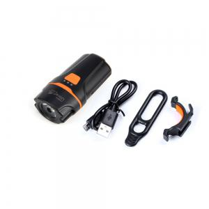 UltraFire UF - HT205 LED 300LM 6-Speed USB Charging Bicycle Light -