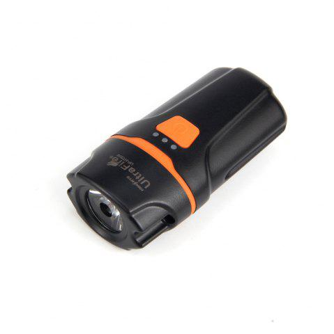 Unique UltraFire UF - HT205 LED 300LM 6-Speed USB Charging Bicycle Light