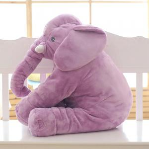 Infant Soft Elephant Playmate Calm Doll Baby Toy -