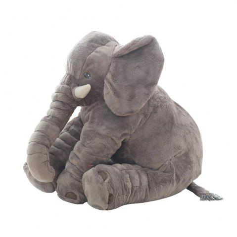 Discount 40cm Infant Soft Appease Elephant Playmate Calm Doll Baby Toy