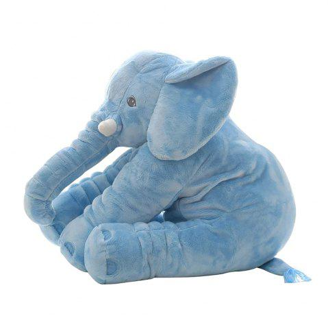 Cheap 40cm Infant Soft Appease Elephant Playmate Calm Doll Baby Toy