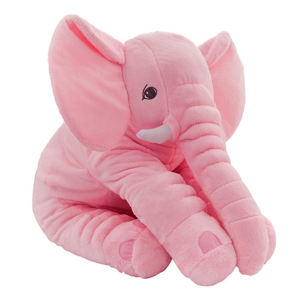 Affordable Infant Soft Elephant Playmate Calm Doll Baby Toy