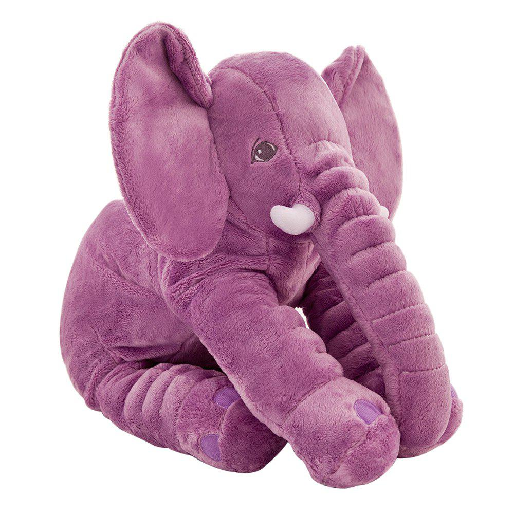New Infant Soft Elephant Playmate Calm Doll Baby Toy