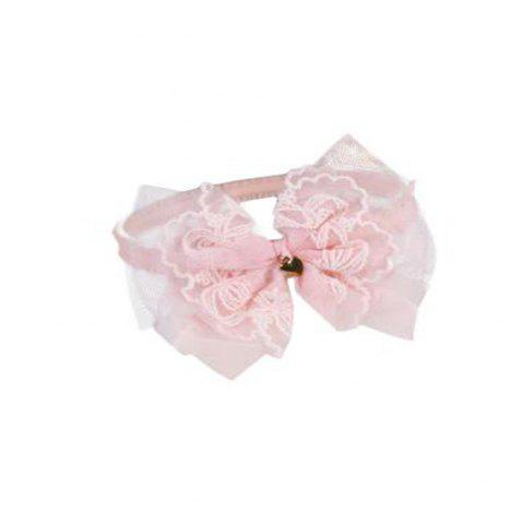 Hot Lace Bowknot Children's Hair Band