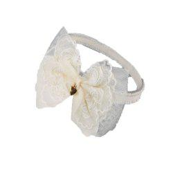 Lace Bowknot Children's Hair Band -