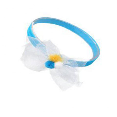 New Chiffon Ball Cute Children Hair Band