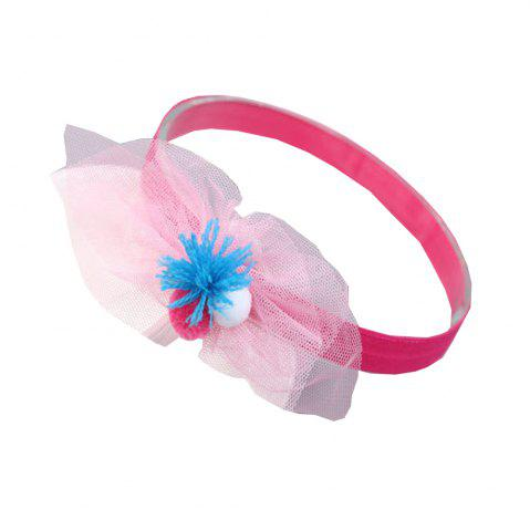 Outfits Chiffon Ball Cute Children Hair Band