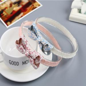 Fashionable Stereo Bowknot Hair Band -