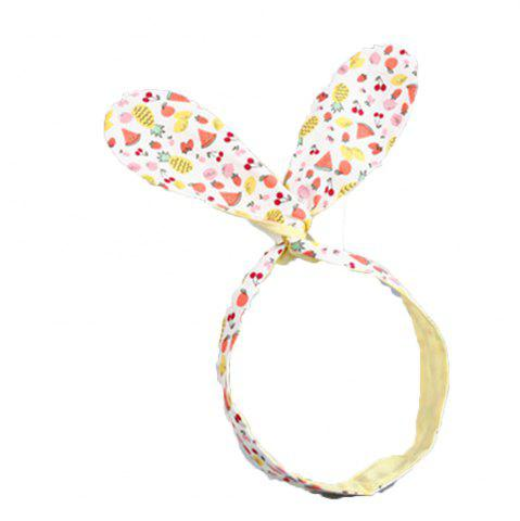 Cute Baby Fruit Kids Hair Band