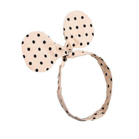 Discount Lovely Children Wave Point Hair Band