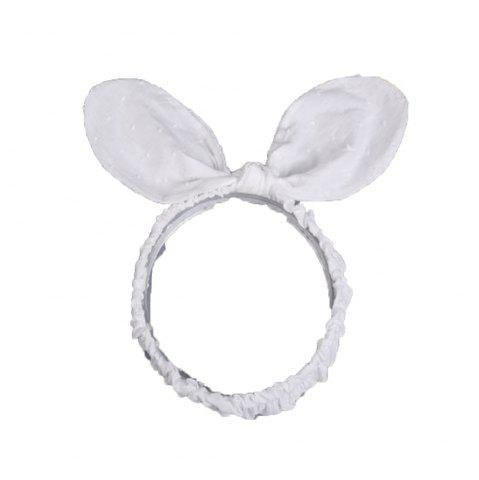 Latest Pure Cotton Ear Rabbit Children Hair Band