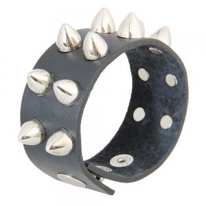 European and American Trends Exaggerated Non-Mainstream Personality Sharp Nail Bracelet -