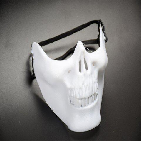 Discount Mask Halloween Full Face Protection Horror  Prom Party