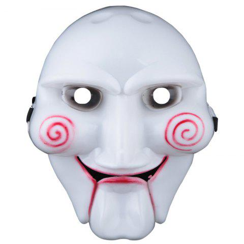 Halloween Party Supplies Thème Masque Halloween Cosplay Costume Masque Effrayant Ghost Masques