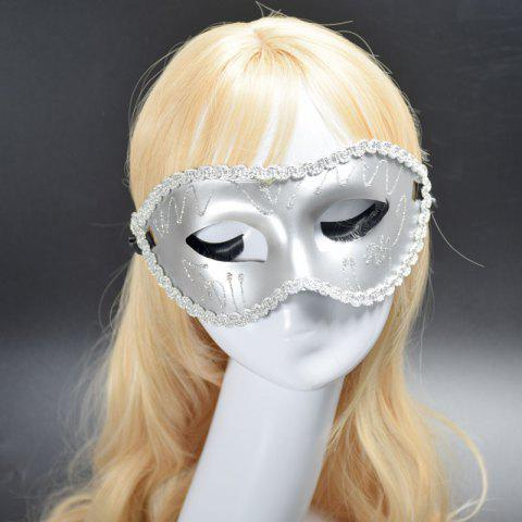 Shops Halloween Party Masquerade Half Face Flat Picture