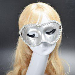 Halloween Party Masquerade Half Face Flat Picture -