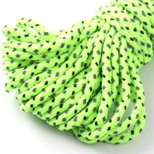 Outdoor 2.5MM Thick Outdoor 20M Reflective Tent Rope -