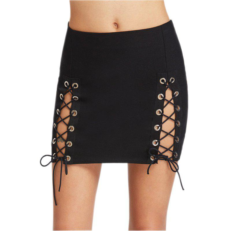 Affordable 2018Sexy Waist Band Skirt
