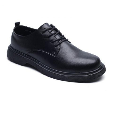 Buy Men Professional Business Casual Fashion Handmade Leather Shoes