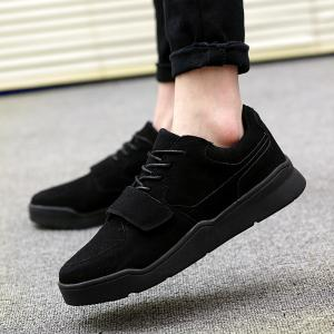 Mens  Soled Flat Fashion Casual  Shoes -