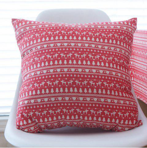 Buy Cushion Cover Simple Modern Christmas Theme Pillowcase