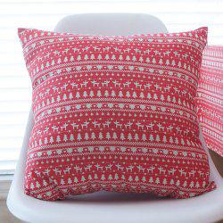 Cushion Cover Simple Modern Christmas Theme Pillowcase -