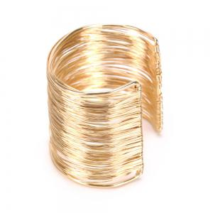 Fashion New Exaggerated Bangle Bracelet -