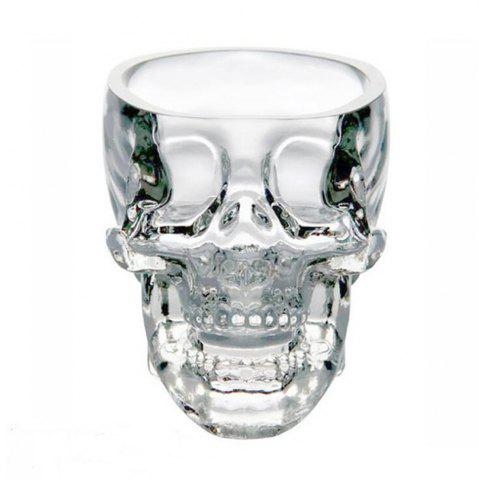 Doomed Glass Wine Mug Beer Glasses Shot Crystal Head Vodka Shot Wine Novelty Cup