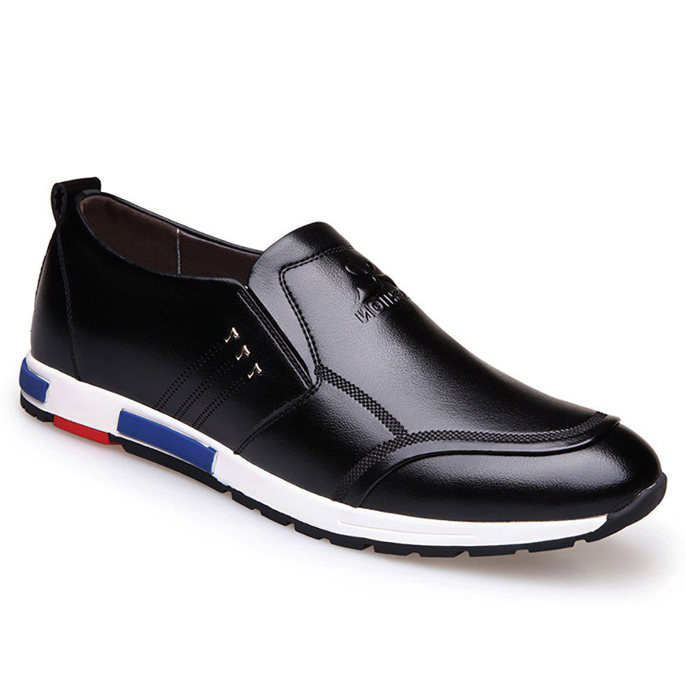 Unique Sports Leisure Leather Shoes