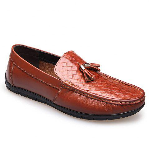 Hot Low Shoes Casual Leather Shoes