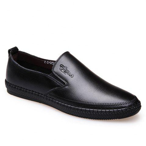 Fashion Single Shoe Flat Bottomed Casual Shoes